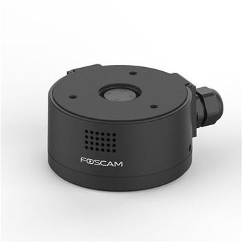 Foscam Outdoor Waterproof Junction Box Black D4Z - Black