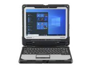 "Panasonic Toughbook CF-33 (12"" Detachable) Mk1 (i7 CPU Model - 7th Gen) with 16GB Ram & True Serial  (No Rear/Front Camera)"