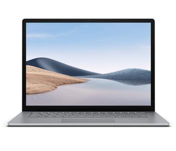"Surface Laptop 4, 15"" I7/8GB/512GB Platinum Metal, W10p, 2yr"