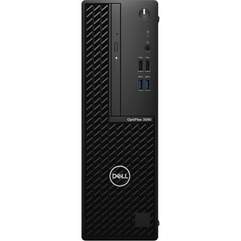 Dell Optiplex 3080 SFF Desktop PC I5-10505, 8GB, 256GB SSD, No-wl, W10p, 1yos