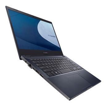 """ExpertBook 14"""" FHD i7-10510U, Win10-P,16GB DDR4, 512G PCIE, 1x HDMI 1.4, 1x VGA, 1x RJ-45, 1x USB 2.0, 2x USB 3.2, 1x USB-C, Black, 1 Yr Onsite"""