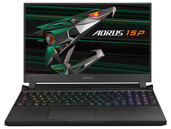 AORUS 15P XD, 15.6 FHD 300Hz, TGL i7-11800H, RTX 3070P, GDDR6 8G,3200MHz 8GB*2, Gen4 1TB(5K), 2Y