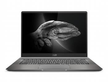 "MSI Creator Z16 A11UET-056AU 16"" Notebook PC I9 32GB 1TB RTX3060 W10p QHD"