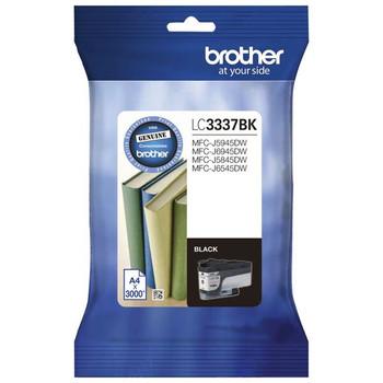 Brother LC-3337BK Black Ink Cartridge
