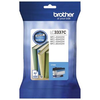 Brother LC-3337C Cyan Ink Cartridge