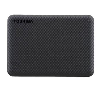 Toshiba Canvio Advance V10 USB 3.0 External Hard Disk Drive 2TB - Black