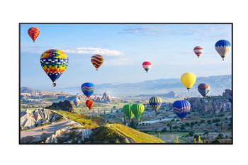 86 UHD IPS DIRECT LCD DISPLAY 500CD/M  12001 WITH 24/7 OPERATION