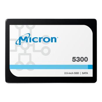 """Micron (5300pro) 7.68tb 2.5"""" Ssata Enterprise SSD, 540r/520w Mb/s, 5yr Wty"""