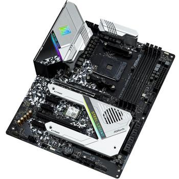 Asrock X570 Steel Legend Wi-Fi AX Motherboard