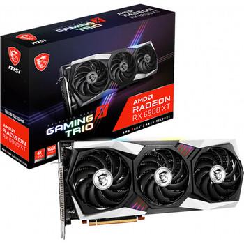 MSI Radeon RX 6900 XT Gaming X Trio 16GB Graphics Card