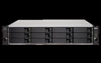 Qnap 12-bay Sata Jbod Expansion Unit (no Disk) Usb-c(1), no Rail Kit, 3yr Wty