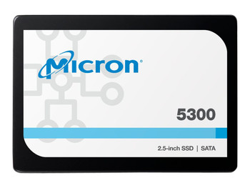 """Micron (5300pro) 1.92TB 2.5"""" Sata Enterprise SSD, 540r/520w Mb/s, 5yr Wty"""