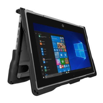 Gumdrop DropTech rugged case for HP ProBook x360 11 G5/G6 EE - Designed for Device Compatibility: HP ProBook x360 11 G5 EE, ProBook x360 11 G6 EE, G7