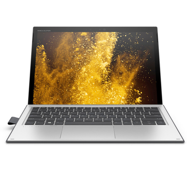 "HP Elite x2 1013 G3 Tablet with i5-8350U 8GB 256GB 13.3"" 2K Touch Display & Windows 10 Pro 64 (4WD04PA)"