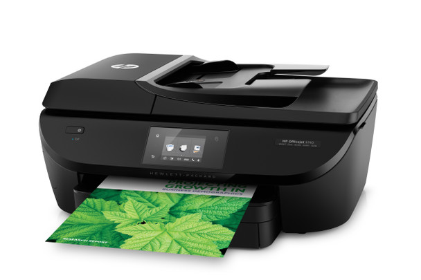 HP OfficeJet 5740 e-All-in-One Printer (B9S76A)