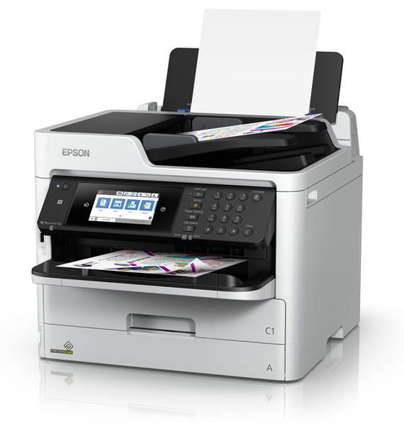 Epson Workforce Pro 5790 A4 24ppm Colour MFP Inkjet Printer