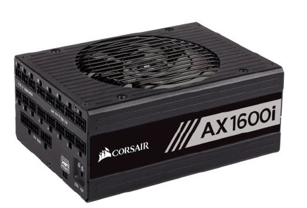 CORSAIR AX1600i Digital ATX Power Supply