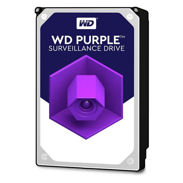 WD Purple Surveillance Hard Drive,SATA 6 Gb/s,3.5-inch,12TB,7200-RPM, 256MB Cache Class,3 years