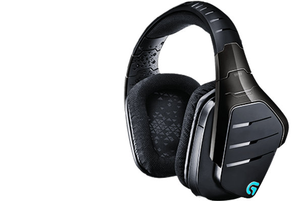 Logitech G933 Artemis Spectrum Wireless 7.1 Surround Gaming Headset-black