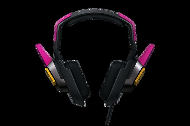 D.Va Razer MEKA Headset - Analog Gaming Headset - FRML Packaging