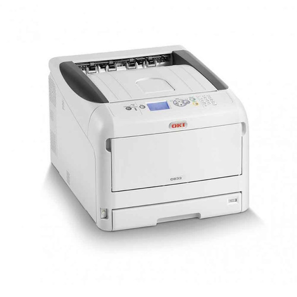 OKI C833dn A3 35ppm Duplex Network Colour Laser Printer