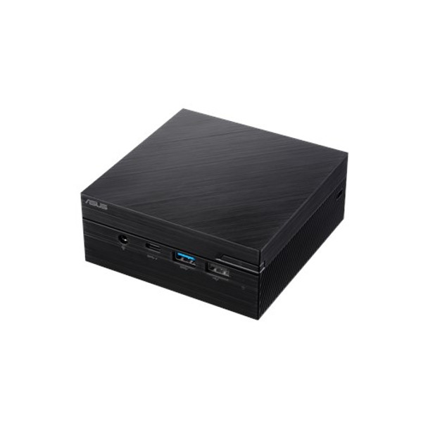"ASUS Mini PC PN60 i3-8130u; 1x M.2+ 1x2.5"" HDD; DP1.2 + HDMI2.0+TYPE C(DP1.2) BAREBONES"