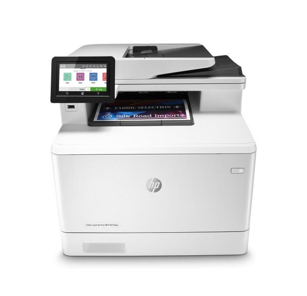HP Color LaserJet Pro MFP M479dw 28ppm A4 Colour Multifunction Printer