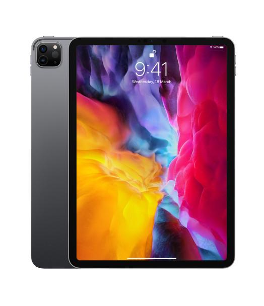 "Apple iPad Pro 11"" (2nd Generation) Wi-Fi + Cellular 256GB - Space Grey (MXE42X/A)"