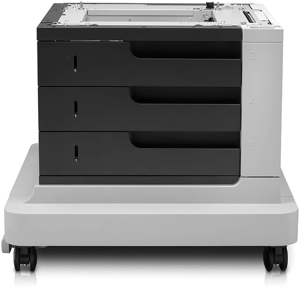 HP LaserJet 3x500-sheet Paper Feeder with Stand