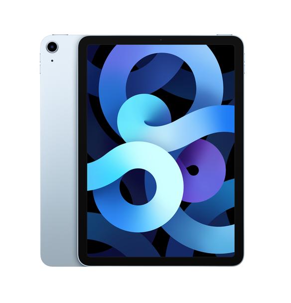 """Apple iPad Air (4th Generation) 10.9"""" Wi-Fi 256GB Sky Blue"""