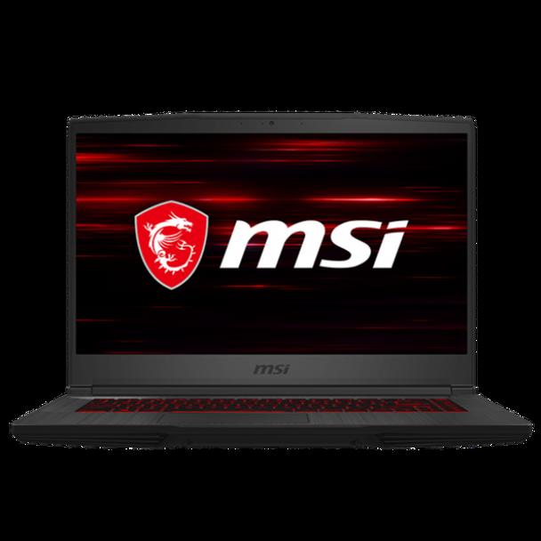 MSI Thin GF63 10SC-204AU Gaming Notebook I5 8GB 256GB Gtx1650 W10home 144hz