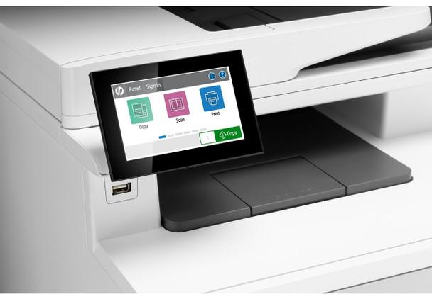 HP Color LaserJet Enterprise MFP M480f A4 28ppm Colour Multifunction Printer