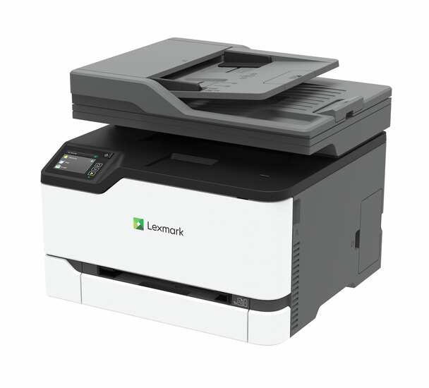 Lexmark CX431adw 24ppm A4 Wireless Colour Multifunction Laser Printer (40N9575)