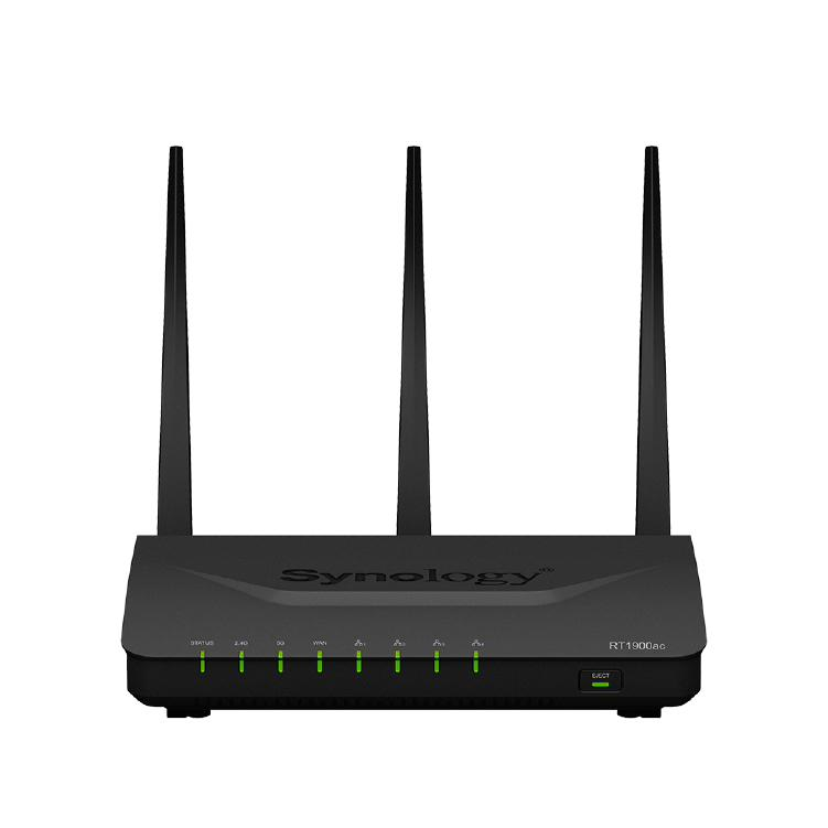 Synology Router RT1900ac - SRM Update now supports VLAN tags for ISP!!!