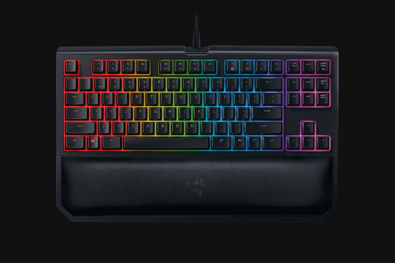 blackwidow tournament edition chroma v2 orange switch