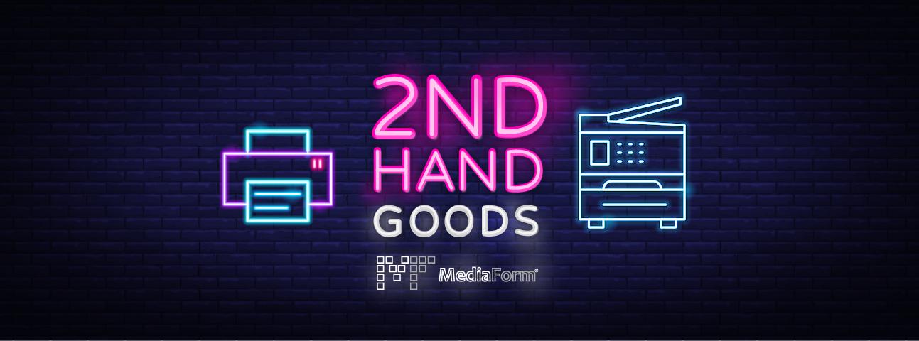 2nd Hand Goods: Printers