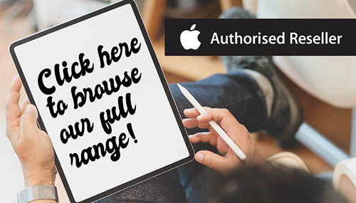 Click here to browse our full Apple range