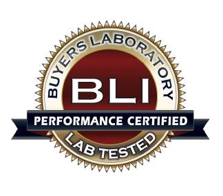 Buyers Lab Peformance Certified