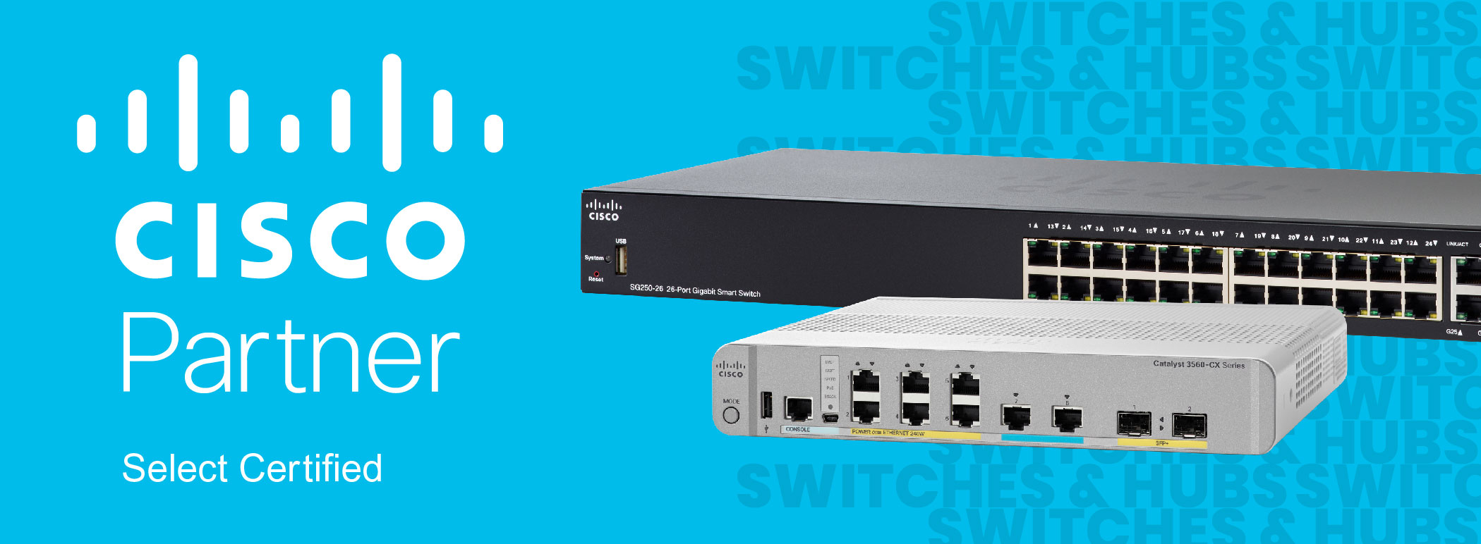 Cisco Switches & Hubs