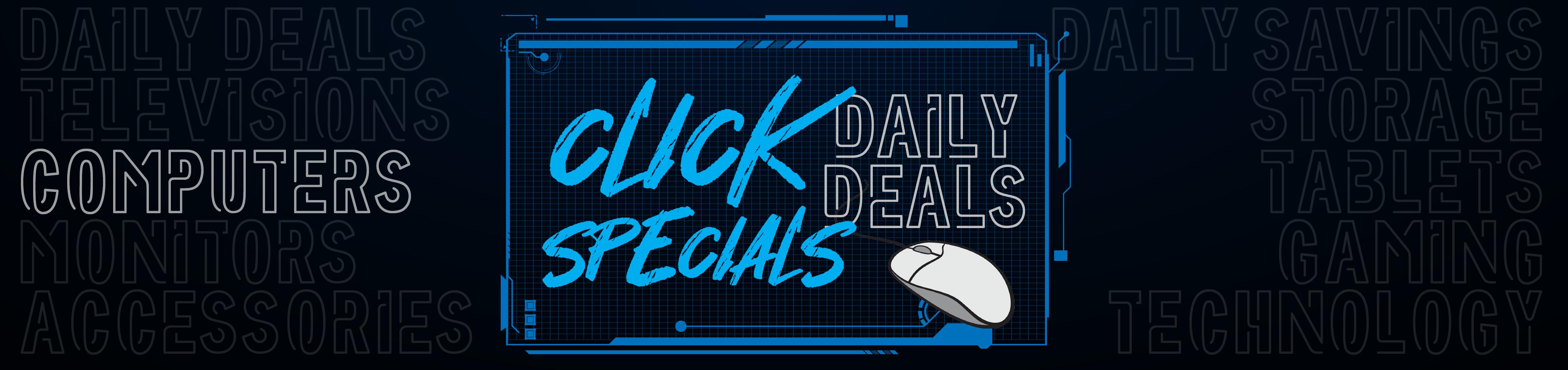 Click Specials - Computers