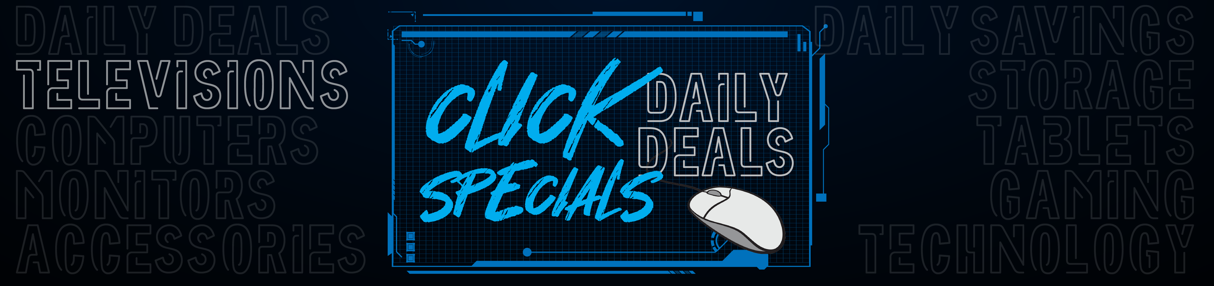 Click Specials - Televisions