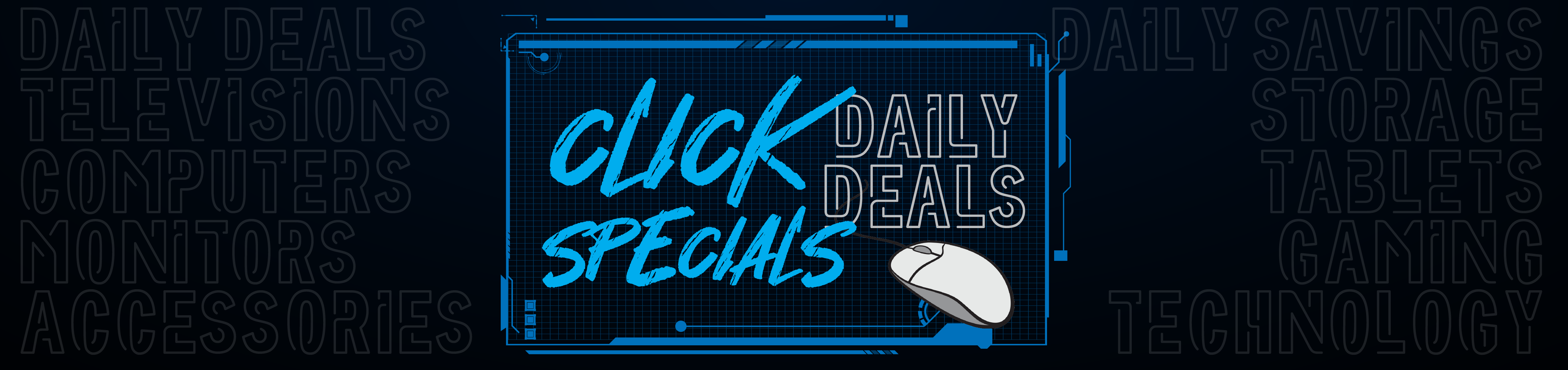 Click Specials - Daily Deals & Savings