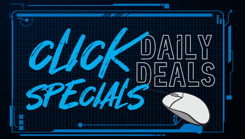 Click Specials - Daily Deals