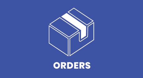 Help on Orders