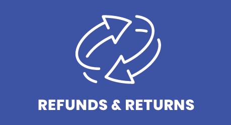 Help on Refunds & Returns