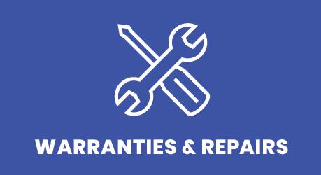 Help on Warranties & Repairs