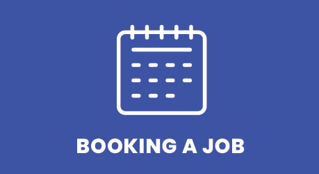 Help on Booking a Job