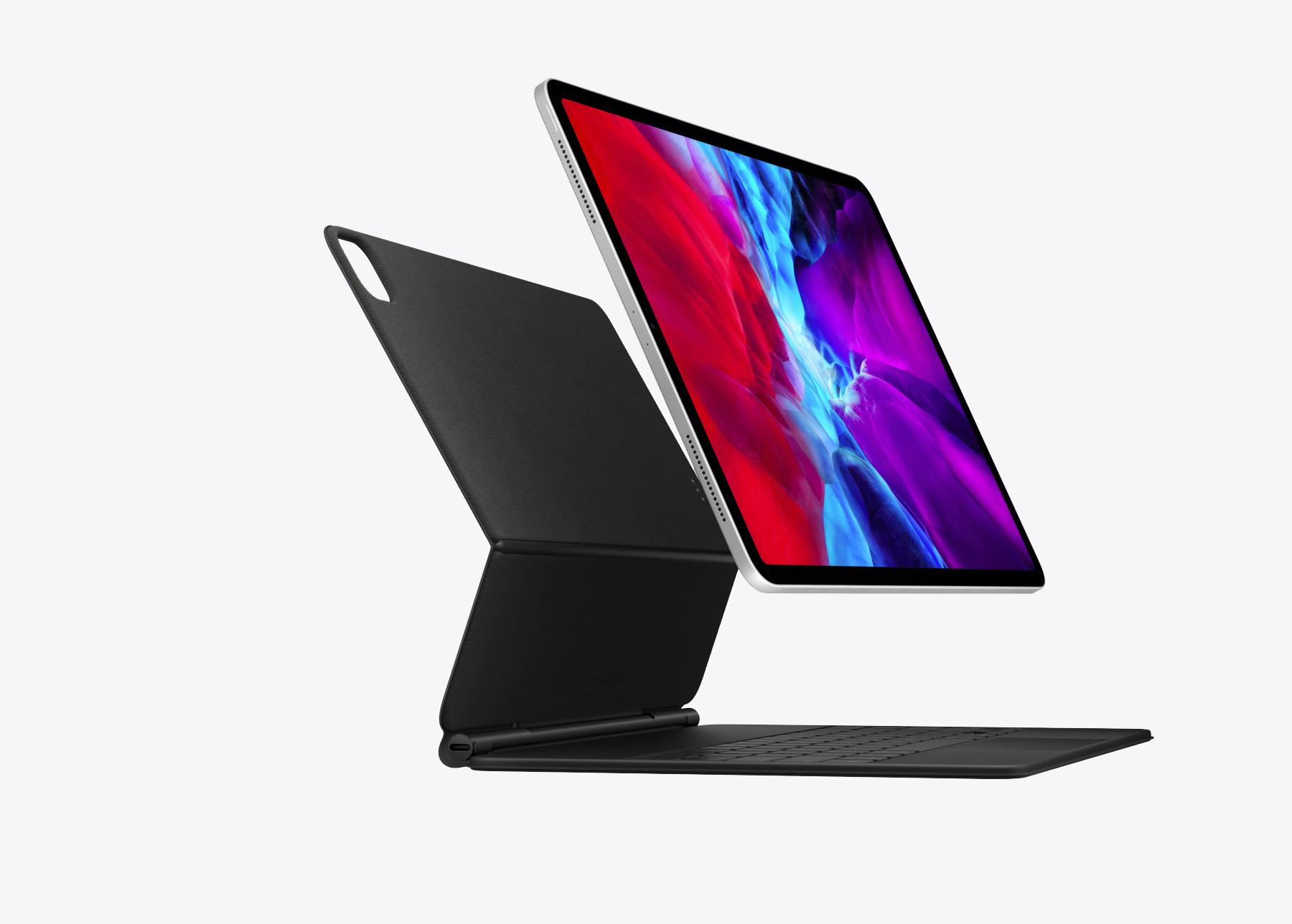 Apple iPad Pro 4th Gen with Smart Keyboard Folio