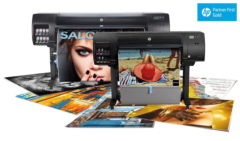 HP Wide Format Printers
