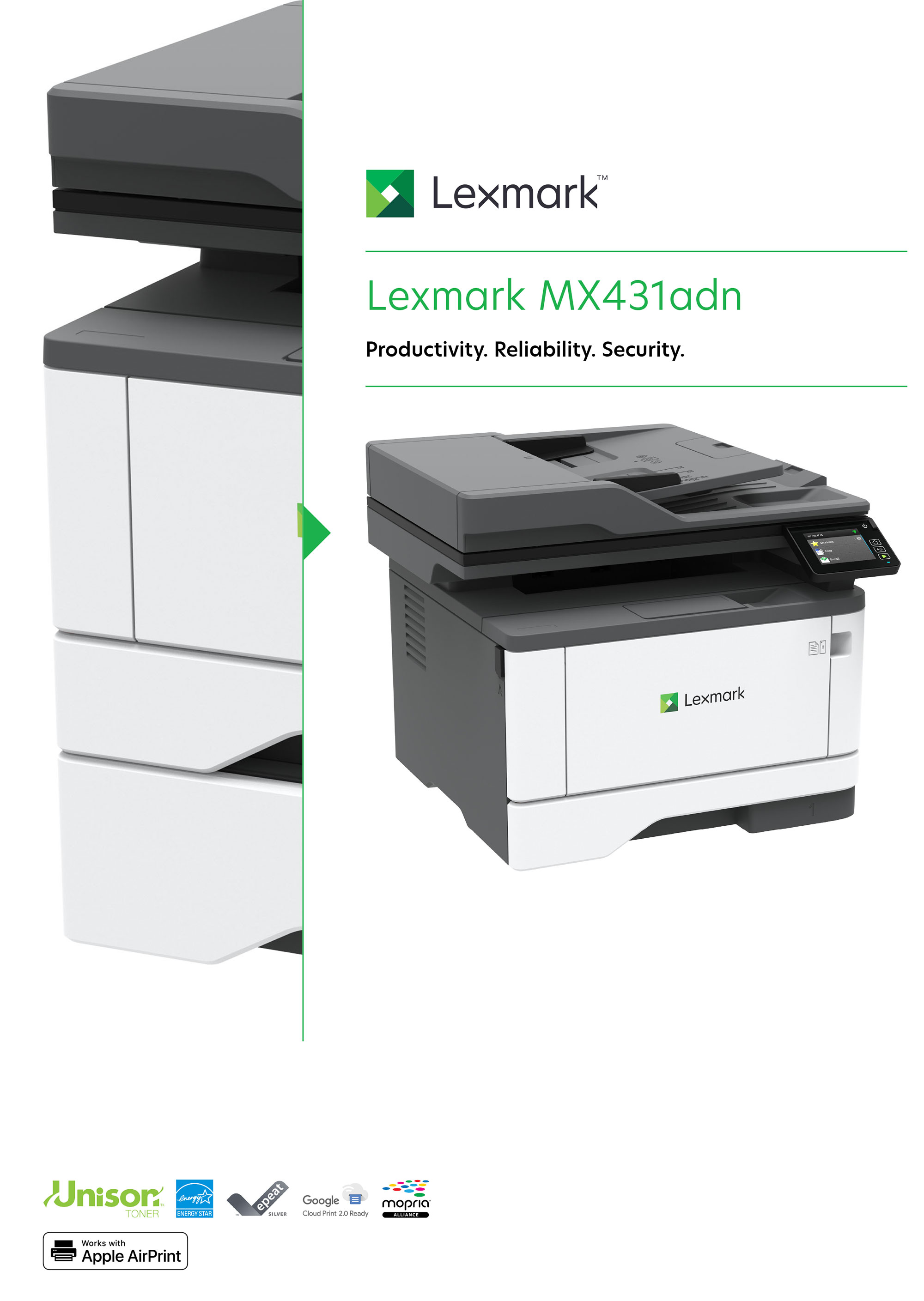 Lexmark MX431adn